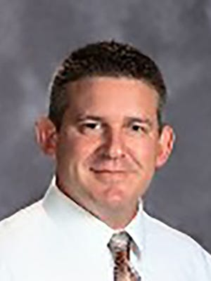 Travis Mayfield, new principal at Wilson Central