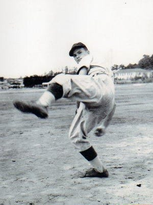 Roger Drohan played one season at Florida State in 1949.