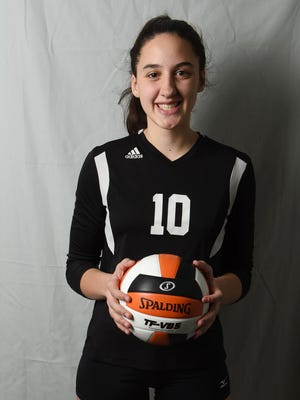 Pawling High School's Jaclyn Smith is the Journal's Volleyball Player of the Year.