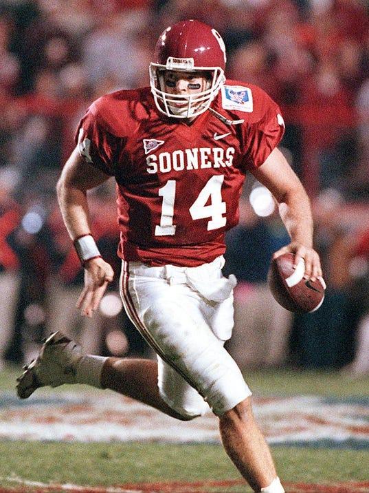 Oklahoma Sooners Qb >> I-Bowl 40 in 40: Former Oklahoma QB is No. 19
