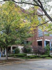 Galen College of Nursing, on Zorn Ave. in Louisville.