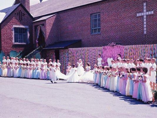 Bethany Lutheran Mayday 1964