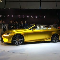 Three visions of motoring future at L.A. Auto Show
