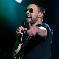 Eric Church to hit 19 cities on Double Down Tour, featuring two shows in each town