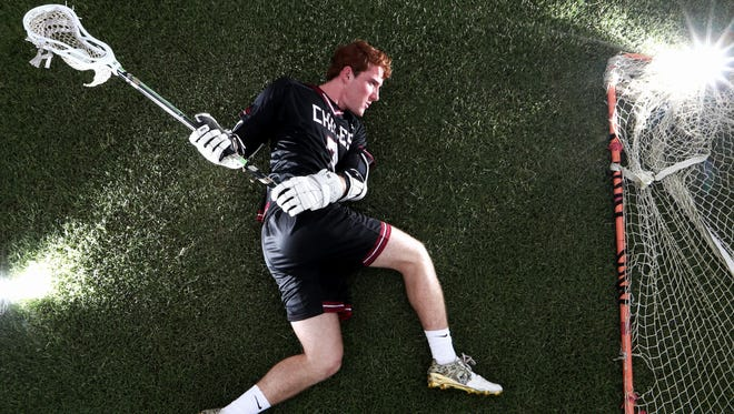 Chiles senior Logan Short is the 2018 All-Big Bend Player of the Year in lacrosse after scoring 30 goals, recording 12 assists and digging 30 ground balls during the Timberwolves' top season.