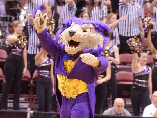 Western Carolina mascot