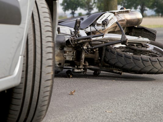#stockphoto motorcycle crash