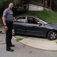 Former University of Cincinnati Officer Ray Tensing's hands are evident during the traffic stop as the officer asks driver Sam DuBose to provide his license. Tensing killed DuBose July 19, 2015, during a traffic stop.