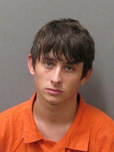Steven Owens is charged with carrying a pistol without a license, possession of marijuana and receiving stolen property.