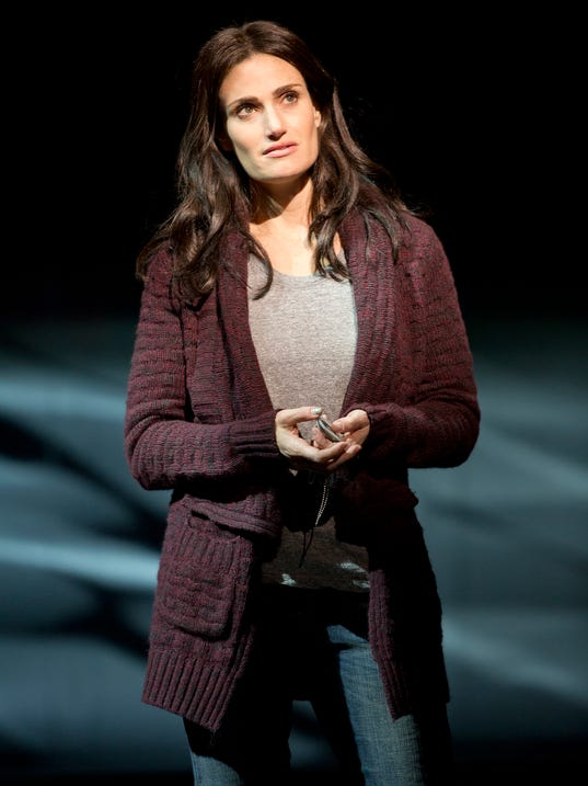 IDINA MENZEL IF THEN STAGE22
