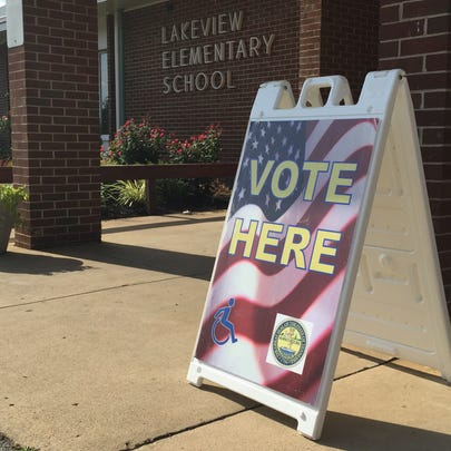 Election Day is Aug. 2, with early voting July 13-28.