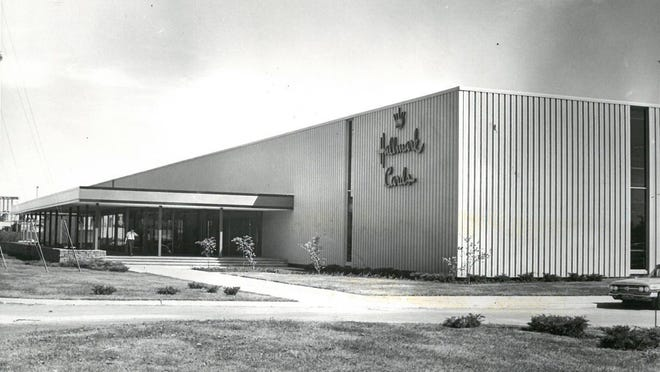 In 1966, Hallmark Cards Inc. began operating this plant at 240 S.E. Madison.