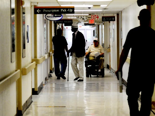 In Shreveport, 205 medical positions were vacant at Overton Brooks VA Medical Center as of July 15.