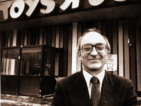 Charles Lazarus Toys R Us Founder