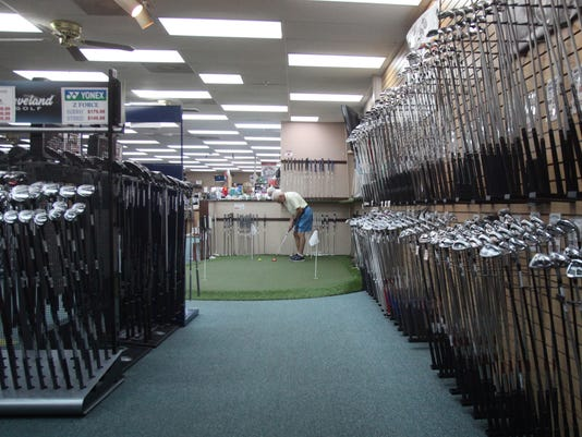 Golf Clubs Becoming A Tougher Sell