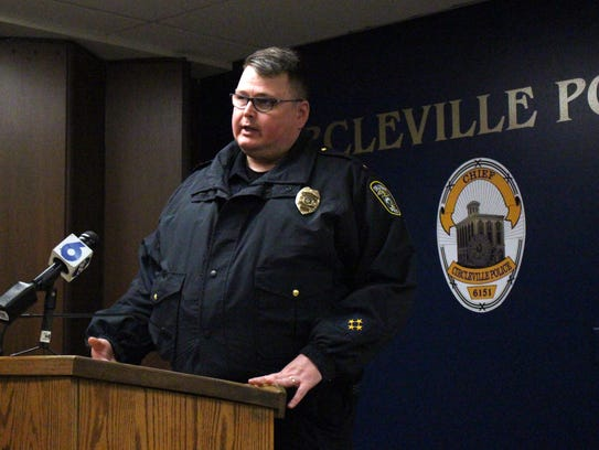 Chillicothe Police Chief Keith Washburn talks about