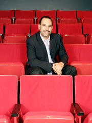 Danny Hoskins, who will serve as assistant artistic director at Blackfriars Theatre season, will take over next year as main artistic director.