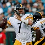 Roethlisberger may return earlier than expected