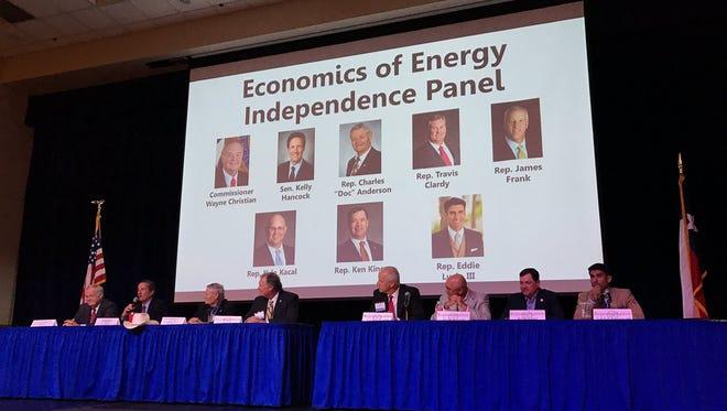 The West Texas Legislative Summit is held at Angelo State University on Aug. 2, 2018.