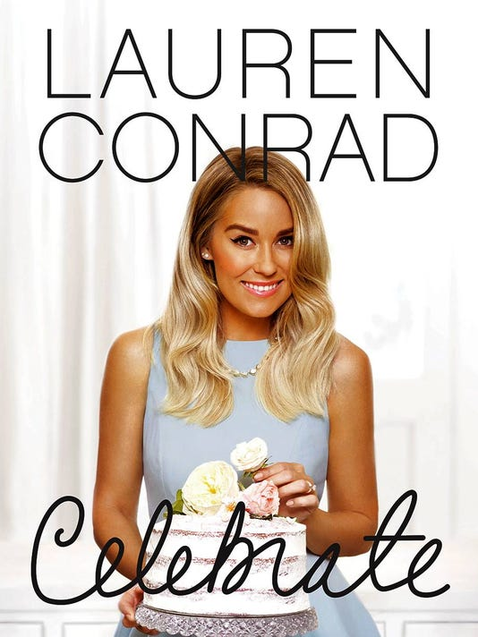 f6c4046fd4e4 Reality star and designer Lauren Conrad shares tips on how to celebrate  those special moments