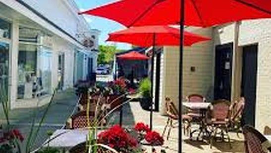 Gov. Baker has extended restaurants' outdoor dining permits until Nov. 1.