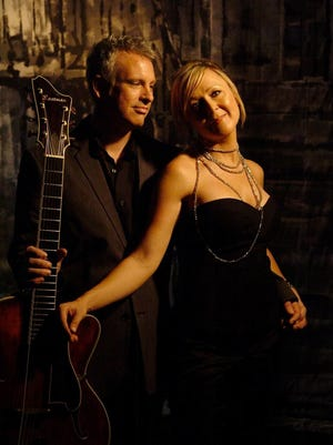 Back by popular demand, jazz duo Julie Davis (right) and Kelly Dow will provide music at the Lighthouse River Rendezvous, from 6 to 9 p.m. Nov. 19 at the Jupiter Inlet Lighthouse & Museum.