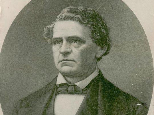 Ovid Butler, founder of Butler University