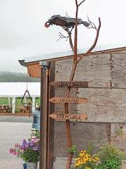 Finnriver Farm and Cidery has an outdoor venue for