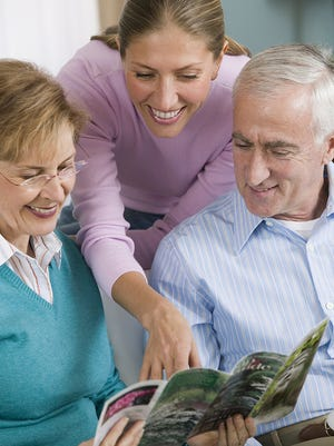 Seniors and their families should work together when choosing to make the move to a senior community.