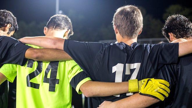 The Asheville High soccer team has beaten Reynolds and Enka this week.