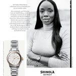 Shinola touts 'roll up our sleeves' ad campaign