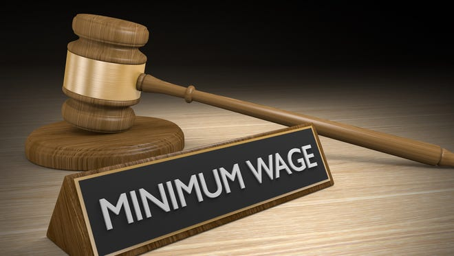 The Arizona Supreme Court will decide the future of Prop. 206, the state's new minimum wage law.