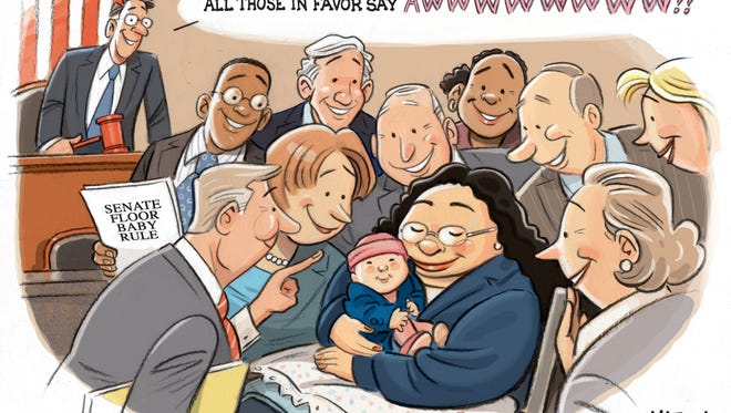 Government daycare.