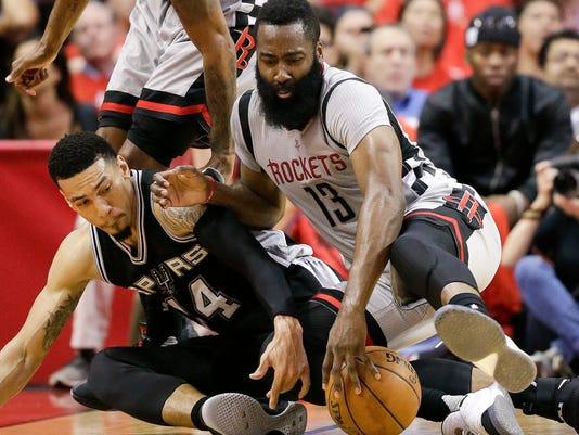 Rockets-Spurs 1
