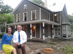 Iowa City couple give historic Summit Street home a beautiful restoration