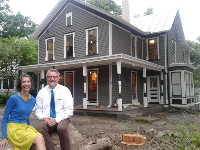Historic Iowa City Home Gets A Beautiful Restoration From Iowa Couple