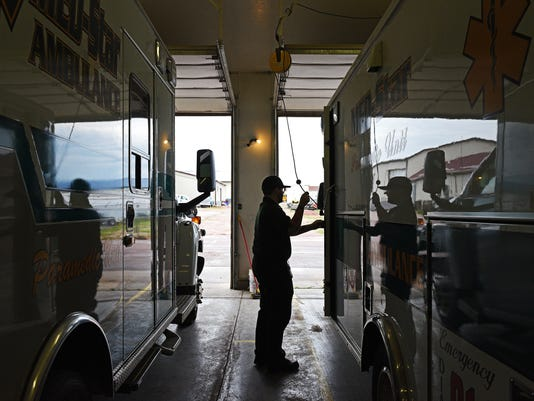 MED-Star Ambulance