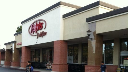 A Ralphs grocery store.