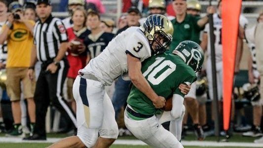 Decatur Central is No. 5 on my Class 5A ballot this week.