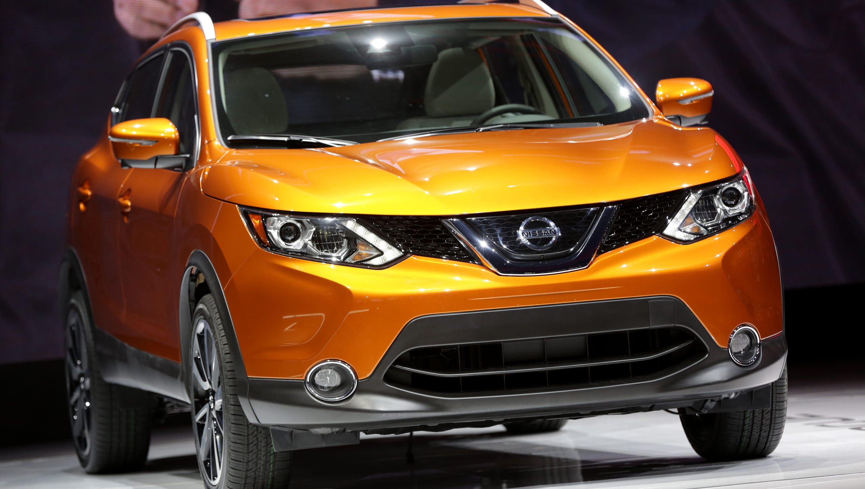 nissan reveals rogue sport vmotion concept car at detroit auto show. Black Bedroom Furniture Sets. Home Design Ideas