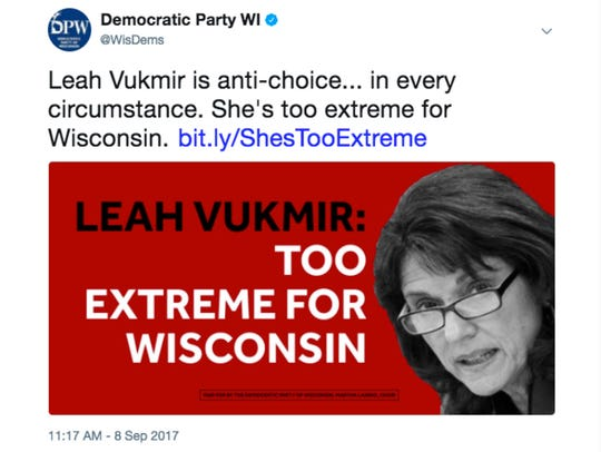 Wisconsin Democrats are planning a digital ad campaign