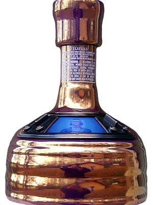 Samuel Adams Utopias 2017, from Boston Beer Co. in Boston, is 28% ABV.