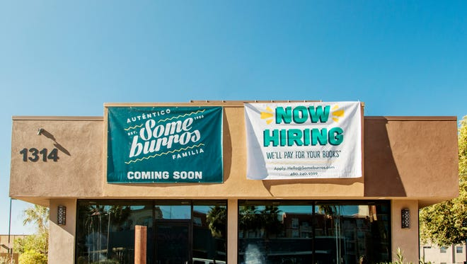 Someburros is opening a new location in Tempe near the ASU campus.