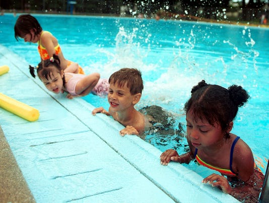 colburn pool