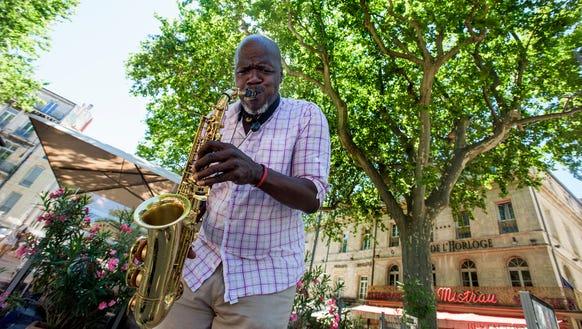 Etienne Alsamia, jazz ambianceur