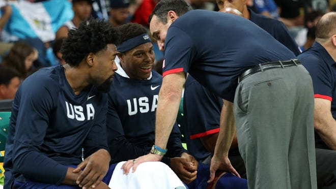 Mike Krzyzewski has built a solid rapport with the pro players on Team USA, leading to an 81-1 mark.