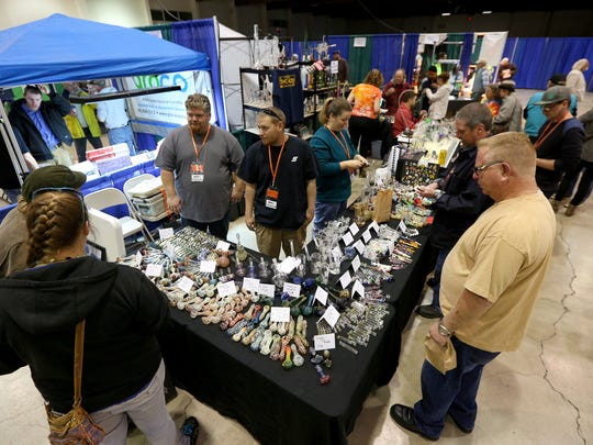 The Hemp & Cannabis Fair: The THC Fair is the largest consumer-facing cannabis event in Oregon, with vendor booths, learning sessions, raffles and prizes, 10 a.m. to 5 p.m. Nov. 3, 11 a.m. to 4:30 p.m. Nov. 4, Oregon State Fair & Expo, 2330 17th St. NE. Free admission. thcfair.com.