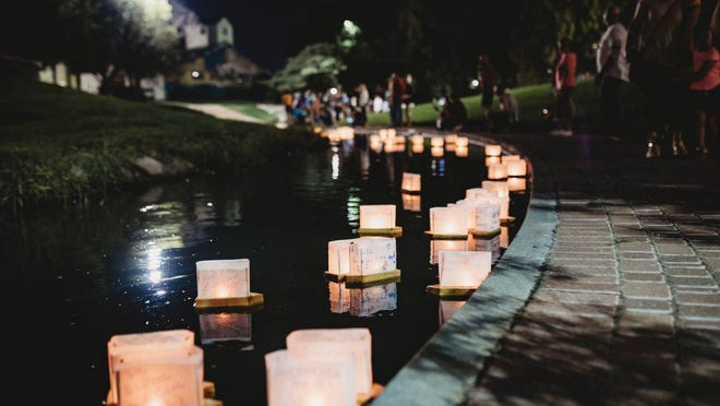 The Cancer Council of Reno County is encouraging people get their lantern kit early and decorate at home ahead of Starlight Remembrance at 6:30 p.m. Oct. 4 at Avenue A Park.