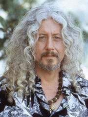 """Arlo Guthrie will bring """"The Alice's Restaurant 50th Anniversary Tour"""" to Ithaca on Nov. 11."""