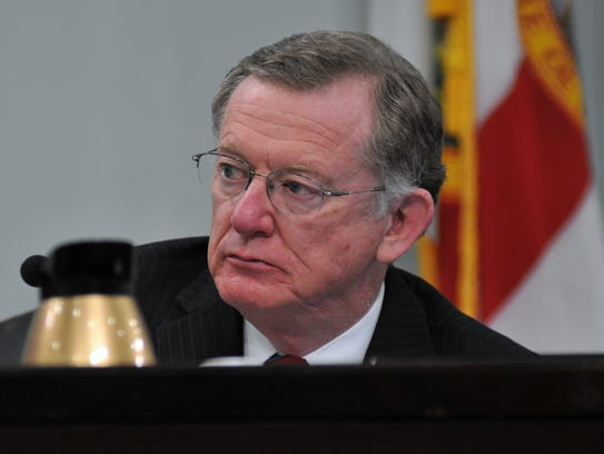 Scott Knox, who has been Brevard County attorney for more than 24 years, retired from the position on Friday.